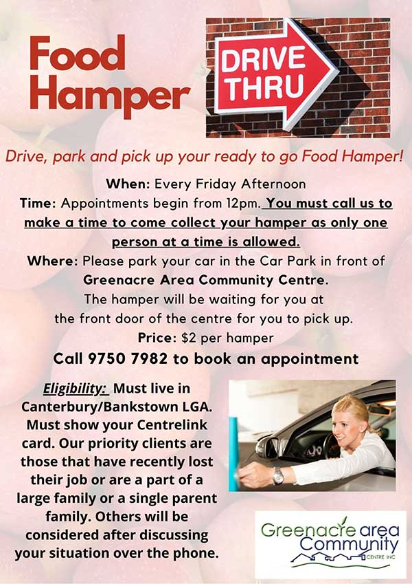 Food-Hamper-Drive-Thru
